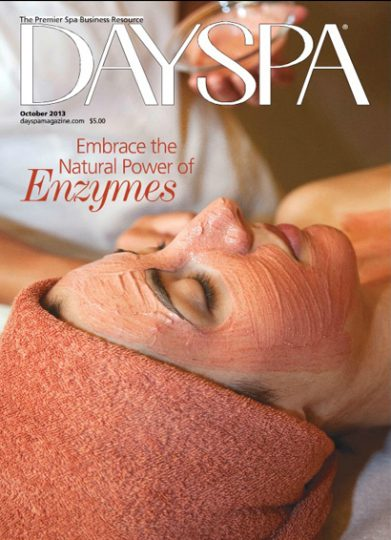 DAY SPA<br /> October 2013